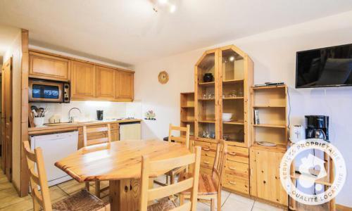 Wakacje w górach Apartament 2 pokojowy 6 osób (Confort 42m²-2) - Résidence Arche - Maeva Home - Flaine - Na zewnątrz latem