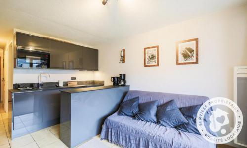 Wakacje w górach Apartament 2 pokojowy 4 osób (Sélection 33m²-2) - Résidence Arche - Maeva Home - Flaine - Pokój gościnny