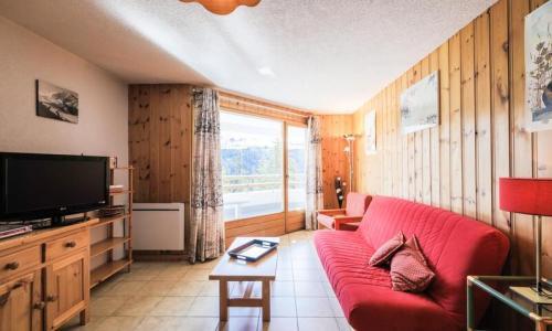 Wakacje w górach Apartament 3 pokojowy 8 osób (Confort 58m²-2) - Résidence Arche - Maeva Home - Flaine - Pokój gościnny