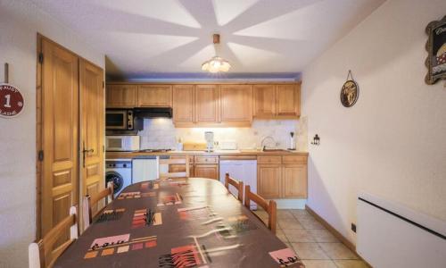 Wakacje w górach Apartament 3 pokojowy 8 osób (Confort 58m²-2) - Résidence Arche - Maeva Home - Flaine - Aneks kuchenny