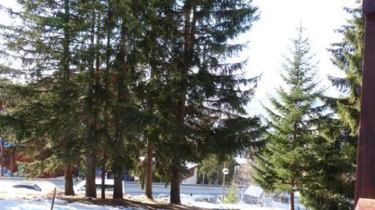 Vacances en montagne Studio 5 personnes (115) - Résidence Archeboc - Les Arcs - Extérieur été
