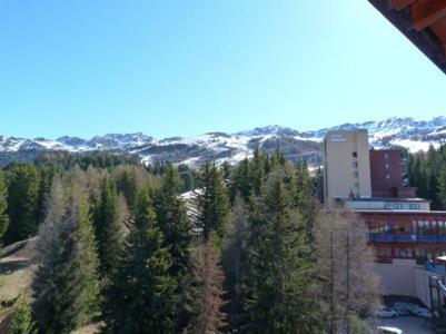 Vacances en montagne Studio mezzanine 5 personnes (510) - Résidence Archeboc - Les Arcs - Extérieur été