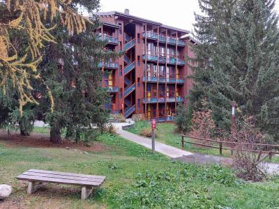 Vacances en montagne Résidence Archeboc - Les Arcs - Extérieur été