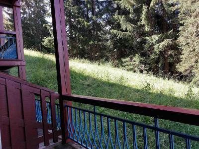 Vacances en montagne Studio coin montagne 5 personnes (111) - Résidence Archeboc - Les Arcs