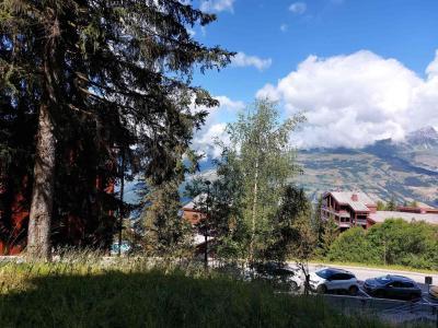 Vacances en montagne Studio coin montagne 5 personnes (111) - Résidence Archeboc - Les Arcs - Extérieur été