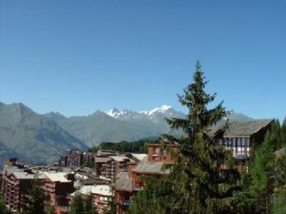 Vacances en montagne Appartement 2 pièces 5 personnes (416) - Résidence Archeboc - Les Arcs - Extérieur été