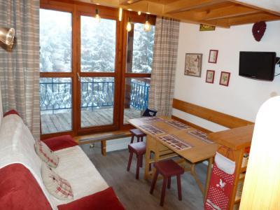 Vacances en montagne Appartement 2 pièces 5 personnes (416) - Résidence Archeboc - Les Arcs - Séjour