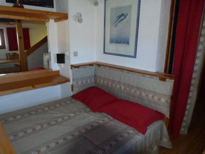 Vacances en montagne Appartement 2 pièces mezzanine 6 personnes (504) - Résidence Archeboc - Les Arcs - Chambre