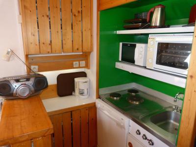 Vacances en montagne Studio 5 personnes (115) - Résidence Archeboc - Les Arcs - Cuisine