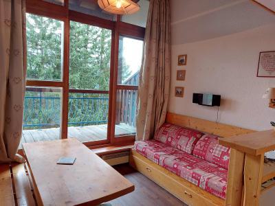 Vacances en montagne Studio mezzanine 5 personnes (425) - Résidence Archeboc - Les Arcs - Logement