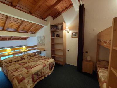 Vacances en montagne Studio mezzanine 5 personnes (425) - Résidence Archeboc - Les Arcs - Chambre