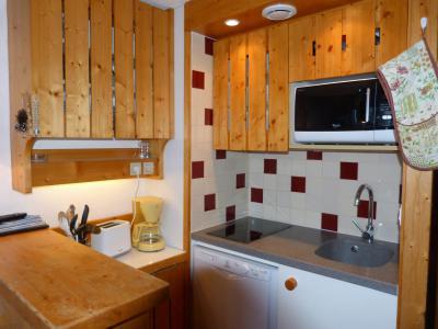 Vacances en montagne Studio mezzanine 5 personnes (425) - Résidence Archeboc - Les Arcs - Cuisine