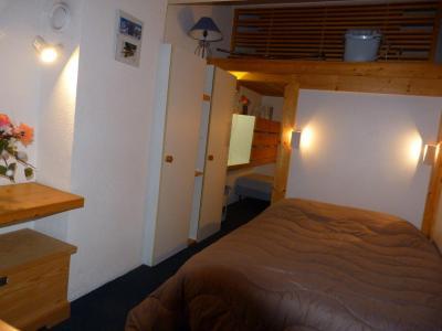 Vacances en montagne Studio mezzanine 5 personnes (510) - Résidence Archeboc - Les Arcs - Chambre