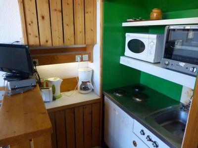 Vacances en montagne Studio mezzanine 5 personnes (510) - Résidence Archeboc - Les Arcs - Cuisine