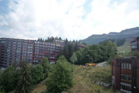 Location au ski Studio 3 personnes (800) - Résidence Armoise - Les Arcs - Extérieur été