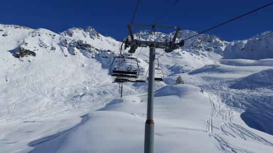 Vacances en montagne Résidence Armoise - Les Arcs
