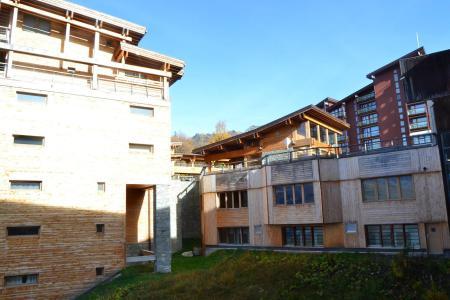 Location au ski Studio 3 personnes (604) - Résidence Armoise - Les Arcs - Extérieur été