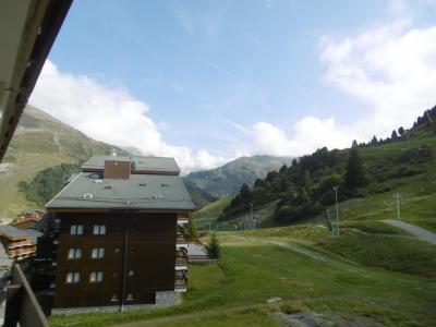 Ski verhuur Appartement 2 kamers 6 personen (049) - Résidence Arpasson - Méribel-Mottaret - Buiten zomer