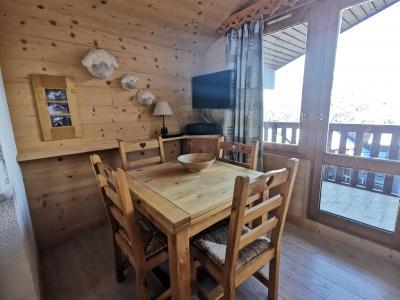 Vacances en montagne Appartement 2 pièces 5 personnes (080) - Résidence Arpasson - Méribel-Mottaret