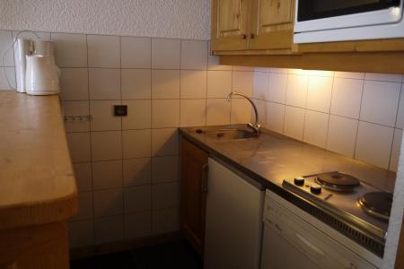Vacances en montagne Appartement 2 pièces 5 personnes (064) - Résidence Arpasson - Méribel-Mottaret - Kitchenette