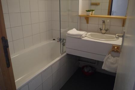 Vacances en montagne Appartement 3 pièces 8 personnes (073) - Résidence Arpasson - Méribel-Mottaret - Baignoire