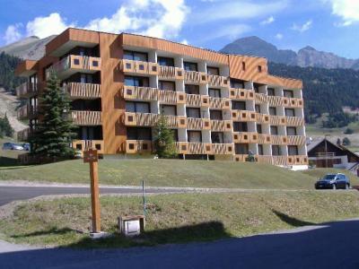 Location au ski Residence Arzerier - Montgenèvre - Extérieur été