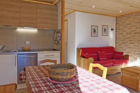 Vacances en montagne Appartement 2 pièces 4 personnes (14) - Résidence Asphodèles - Méribel-Mottaret