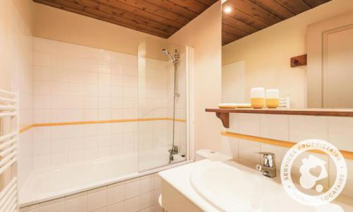 Vacances en montagne Appartement 3 pièces 6 personnes (Sélection -2) - Résidence Athamante et Valériane - Maeva Home - Valmorel - Extérieur été