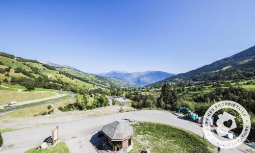Vacances en montagne Appartement 3 pièces 7 personnes (Sélection 46m²-3) - Résidence Athamante et Valériane - Maeva Home - Valmorel - Extérieur été