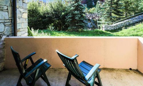 Vacances en montagne Appartement 3 pièces 7 personnes (Sélection 46m²) - Résidence Athamante et Valériane - Maeva Home - Valmorel - Extérieur été