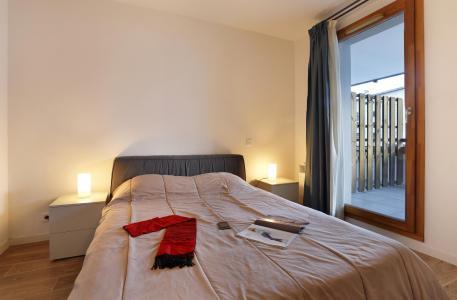Vakantie in de bergen Résidence Au Coeur des Ours - Les 2 Alpes - 2 persoons bed