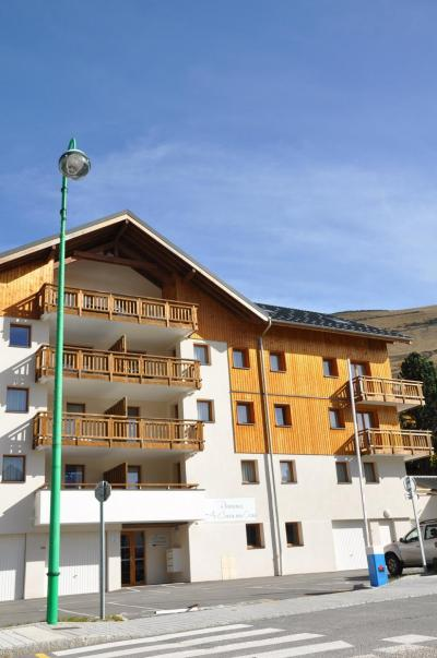 Location au ski Résidence Au Coeur des Ours - Les 2 Alpes - Extérieur été