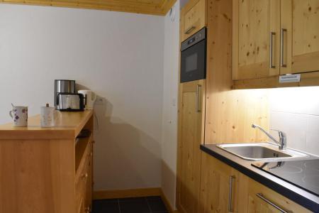 Vacances en montagne Appartement 2 pièces 4 personnes (14) - Résidence Aubépine - Méribel - Logement