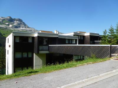 Vacances en montagne Résidence Balance - Flaine - Extérieur été