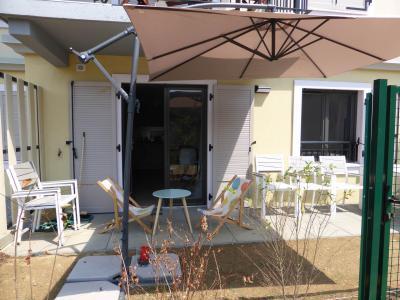 Urlaub in den Bergen 2-Zimmer-Holzhütte für 6 Personen (A3) - Résidence Balcon des Aravis - Saint Gervais