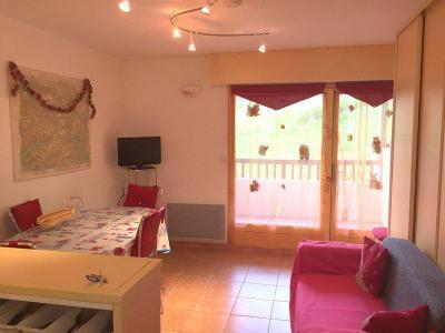 Location Puy-Saint-Vincent : Résidence Balcons d'Oréac été