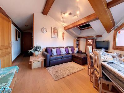 Holiday in mountain resort 3 room apartment 6 people (B8) - Résidence Balcons de Tougnette - Saint Martin de Belleville - Kitchenette