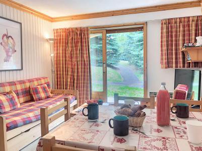 Holiday in mountain resort 2 room apartment cabin 6 people (A1) - Résidence Balcons de Tougnette - Saint Martin de Belleville