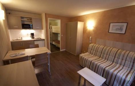 Urlaub in den Bergen Résidence Balnéo Aladin - Cauterets - Wohnzimmer