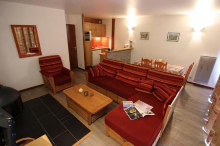 Vacances en montagne Appartement 3 pièces 6 personnes (3) - Résidence Beau Soleil - Val Thorens - Séjour