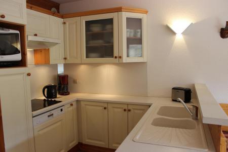 Vacances en montagne Appartement 3 pièces 6 personnes (8) - Résidence Beau Soleil - Val Thorens - Cuisine