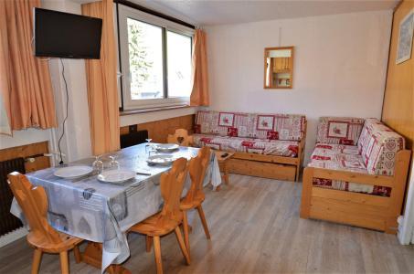 Vacances en montagne Studio 4 personnes (14) - Résidence Beaufortain - Les Menuires - Séjour