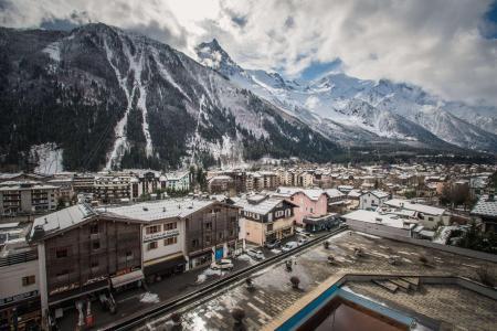 Vacances en montagne Appartement 2 pièces 2-4 personnes - Résidence Beausite - Chamonix