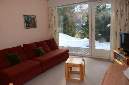 Vacances en montagne Appartement 2 pièces 6 personnes (02) - Résidence Bélier - Flaine -