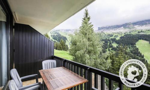 Wakacje w górach Apartament 3 pokojowy 8 osób (Sélection 72m²-2) - Résidence Bélier - Maeva Home - Flaine - Na zewnątrz latem