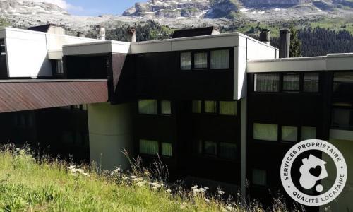 Wakacje w górach Résidence Bélier - Maeva Home - Flaine - Na zewnątrz latem