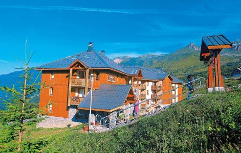 Location au ski Résidence Belle Vue - Saint-François Longchamp - Extérieur été
