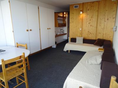 Vacances en montagne Appartement 2 pièces 5 personnes (302) - Résidence Bellecôte - Arc 1800 - Les Arcs - Séjour