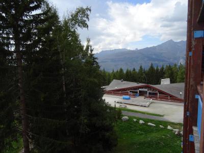Vacances en montagne Studio coin montagne 4 personnes (524) - Résidence Belles Challes - Les Arcs - Extérieur été