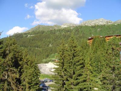 Vacances en montagne Studio coin montagne 4 personnes (1127) - Résidence Belles Challes - Les Arcs - Extérieur été